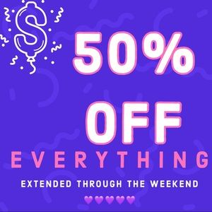 Other - 50% OFF EVERYTHING 🌹🌹🌹🌹